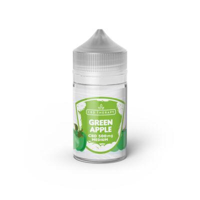 E Liquid CBD Green Apple